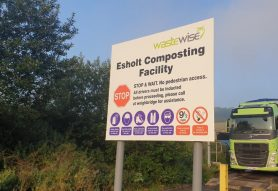 Recycling firm signs agreement with Yorkshire Water for third composting facility
