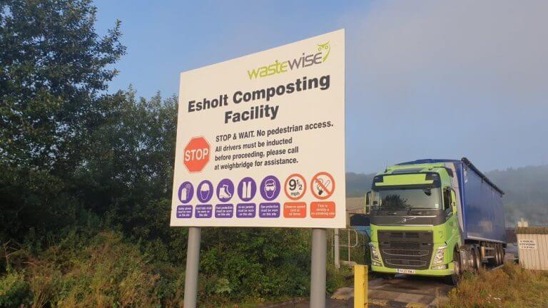 Wastewise Esholt
