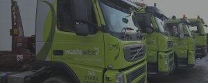 Wastewise trucks