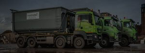Wastewise collection lorries