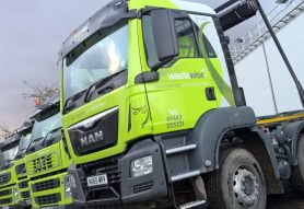 Wastewise wins new contracts worth over £7million