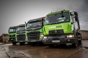 Wastewise fleet
