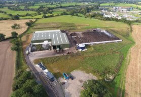 Biowise announces £7m state-of-the-art composting facility in Crewe now fully operational